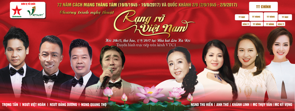 Radiant vietnam – THE 72nd ANNIVERSARY OF NATIONAL DAY 2/9