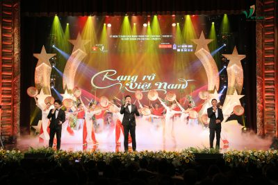 "Anniversary art program ""RADIANT VIETNAM"" – a great success"