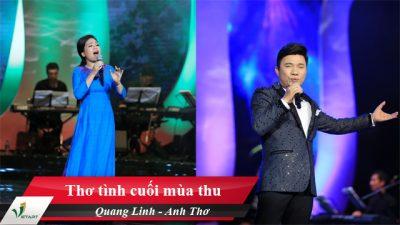 Thơ tình cuối mùa thu – Quang Linh, Anh Thơ