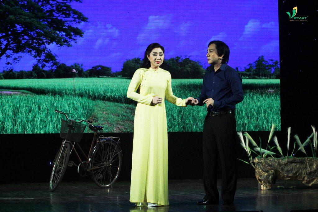 Aftermovie cải lương vở Tô Ánh Nguyệt tại Rạp Âu Cơ (15/10/2017)