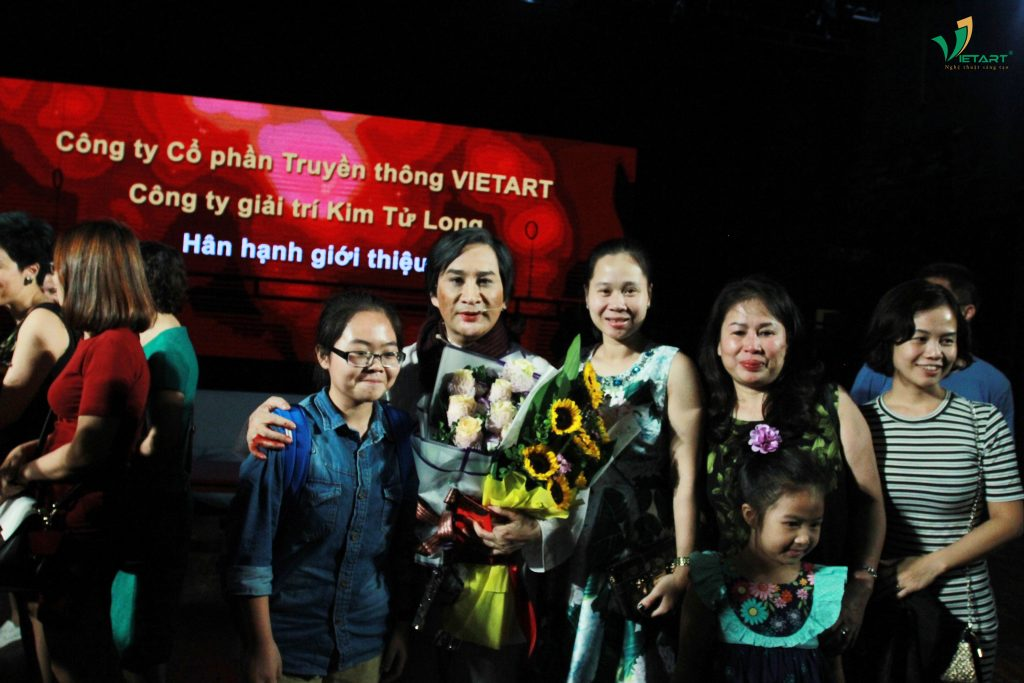 Tô Ánh Nguyệt – lấy đi nước mắt của hàng triệu khán giả thủ đô