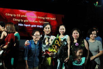 """Tô Ánh Nguyệt – Khán giả thủ đô """"nức nở"""" trong đêm diễn"""