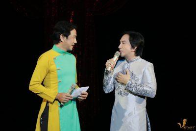 NSƯT Kim Tử Long bất ngờ, xúc động chia sẻ cùng khán giả thủ đô