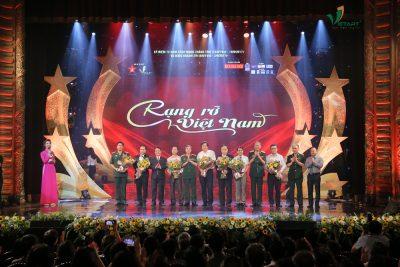 Kỷ niệm 72 năm Quốc Khánh 2/9 Rạng Rỡ Việt Nam – Full Show