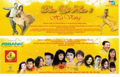 Đêm Việt Nam 2 - Hạ Vàng