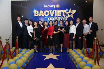 Vietart tổ chức hội nghị Kinh doanh năm 2018 cho Tập đoàn Bảo Việt
