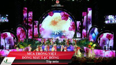 Muá Trống Việt và Dòng Máu Lạc Hồng