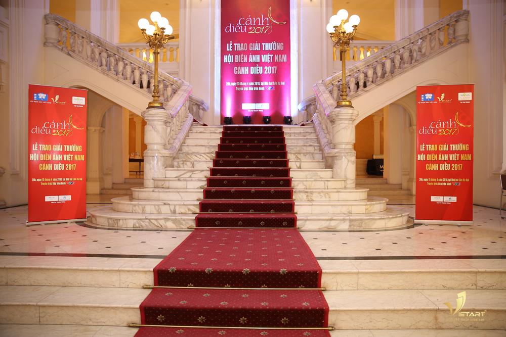 Cánh Diều 2017 – 15/04/2018 tại Nhà hát Lớn Hà Nội