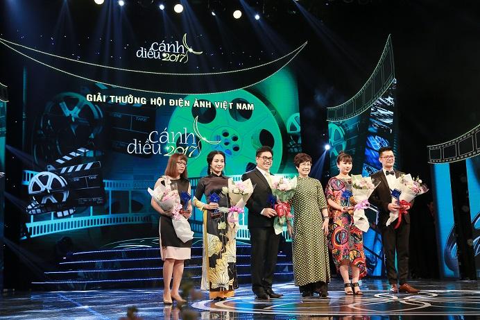 Vietart tổ chức lễ trao giải cánh diều 2017
