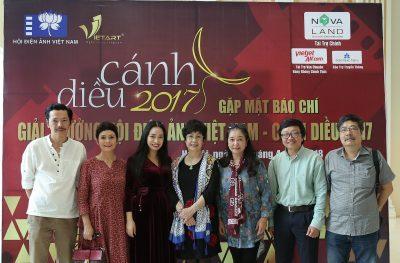 Tổ chức sự kiện Cánh Diều 2017 hoành tráng tại Hà Nội