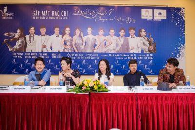 Đêm Việt Nam 7: Chuyện Của Mùa Đông trở lại vào tháng 1