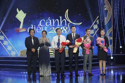 Hậu trường Cánh Diều 2018: Lễ trao giải thưởng Hội Điện ảnh VIỆT NAM