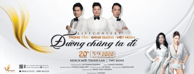 After movie Live concert Đường Chúng Ta Đi