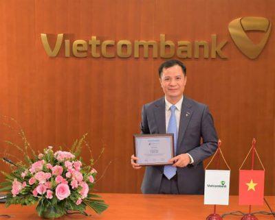 """VIETCOMBANK ĐƯỢC THE ASIAN BANKER VINH DANH LÀ """"NGÂN HÀNG MẠNH NHẤT VIỆT NAM"""" LẦN THỨ 6 LIÊN TIẾP"""